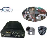 Wholesale HDD 4CH WIFI 720P Car DVR G-Sensor For Taxi  4ch MDVR with APPS from china suppliers
