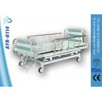 Wholesale Luxury Three Cranks Home Hospital Beds With ABS Head Foot Board from china suppliers
