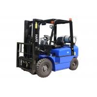 Wholesale powerful LPG forklift FY25T 2.5t 4.8M Gasoline/Liquefied gas/Natural gas LPG Forklift with side shift  and Nissan K25 en from china suppliers