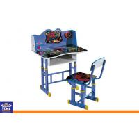 China Kids Study Desk and Chair , Kids Table and Chair Sets Modern Children School Furniture on sale