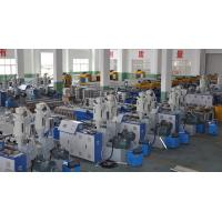 Wholesale Double Wall Corrugated Pipe Extrusion Line , Corrugated Pipe Production Equipment from china suppliers