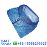 Wholesale Heavy Duty deep Leaf Rakes ( Nylon net ) Durable High Grade Swimming Pool Leaf Rake - T111B from china suppliers