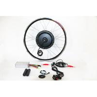 Wholesale High Power 48V 1000W Hub Motor Kit For Off Road Electric Bike 6s / 7s Freewheel from china suppliers