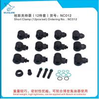 Wholesale Diesel Fuel Injector clamps common rail injector adaptors CR tool injector repair tool 12pcs kit from china suppliers