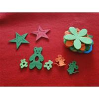 Buy cheap Christmas felt ornaments from wholesalers