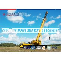 Wholesale Durable 130 Ton Industrial Truck Mounted Hoist / Truck Crane Span 6.7*7.8m from china suppliers