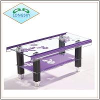 Hot Sale Bent Glass Coffee Table Of Item 101569138