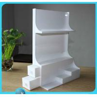 Wholesale Acrylic Wooden Display Stands For Presenting Cosmatic / Shoes / Purfume from china suppliers