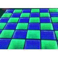 Wholesale Party Stage Lighting LED Video / Disco Dance Floor For Wedding Decoration , 50*50cm from china suppliers
