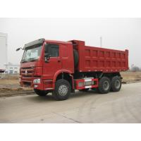 Wholesale Sinotruk tipper / dump mining truck 10 wheelers factory supply reinforce frame and CDW Loading from china suppliers