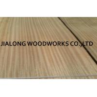 Wholesale AA Grade Doors Sliced Veneer Sheet with Natural Quarter Cut Sapele from china suppliers