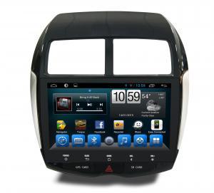 Buy cheap Android Car Radio Stereo Bluetooth ASX RVR MITSUBISHI Navigator from wholesalers