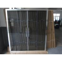 Amman Hot Selling Sliding Shower Glass, Jordan Hot Selling Shower Screens For Hotel Bathrooms