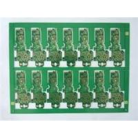 Wholesale RoHS OEM electronics PCB Layout, Rogers, CEM-1 1/2 oz Copper Thickness pcb assembly from china suppliers
