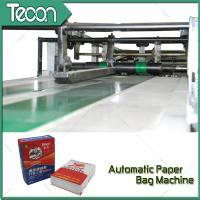 Wholesale Automatic Paper Bag Making Machine with 2 Colors Printing in Line from china suppliers