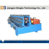 Buy cheap Automatic Easy Operation Door Frame Roll Forming Machine With PLC Control System from wholesalers