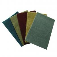 Wholesale Non Woven Needle Punch Felt , Flame Retardant Non Woven Fabric Anti Static from china suppliers