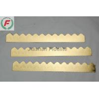 Customized Coffin Fittings Funeral Decoration , Pp Material Casket Lace