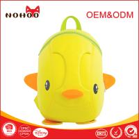 Wholesale School Duck Shape Waterproof Personalized Toddler Backpacks For Camping Hiking from china suppliers