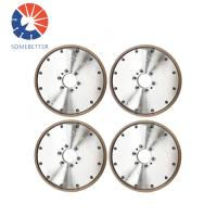 China Electroplated Diamond cutting and grinding cup discs/Electroplated Diamond Abrasive wheels for tile on sale