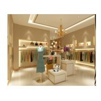 Wholesale High Grade Shop Fixtures And Fittings , Eco - Friendly Boutique Shop Fittings Durable from china suppliers