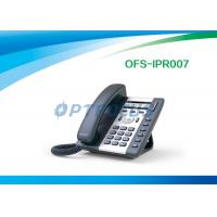 Wholesale WIFI IP Phone POE 3 Way Conference Wall mount Bracket Single SIP Account from china suppliers