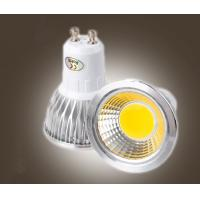 Wholesale Super Bright GU10 Bulbs Light Dimmable Led Warm/White 85-265V 6W/9W/12W GU10 COB LED lamp from china suppliers
