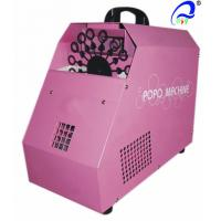 Wholesale 10 Meters 150w Stage Bubble Maker Machine With Remote Control 50m³ Cover Area from china suppliers
