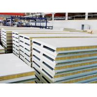 Wholesale Structural Insulated Sandwich Panels Decorative For Refrigeration House from china suppliers