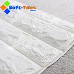 Wholesale 3D PE Foam Wall Sticker Panels Wallpaper Decor from china suppliers
