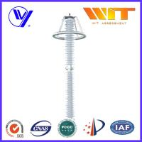 Wholesale IEC Composite HV Lightning Arrester Surge Protection Device with Grading Ring from china suppliers