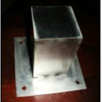 Wholesale WPC Accessories For WPC Tube Steel Base Support from china suppliers