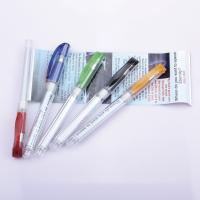 Wholesale advertising flag banner pen, promotional gift banner pen from china suppliers