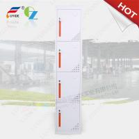 Wholesale four door steel cabinet locker FYD-G004,H1850XW380XD450mm, white color, CRS Material from china suppliers