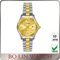 Wholesale Sapphire Glass Gold Dial 18ct Gold Watch Wrist Watches Shiny Case Craft from china suppliers