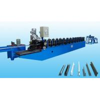 Wholesale 0.3-0.5mm Material thickness T Grid Roll Forming Machine Metal Stud Making Equipment 8-15m / Min from china suppliers
