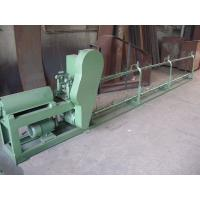 Wholesale Galvanizing And Pvc Wire Straightening And Cutting Machine For 4000mm Width from china suppliers