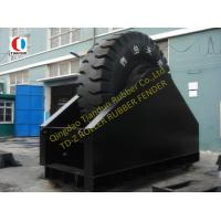 Wholesale High Pressure Marine Rubber Fender Ø2900 For Dock / Berth , Roller Type from china suppliers