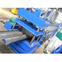 Wholesale 1 Year Warranty Guardrail Roll Forming Machine 15T Weight Tile Forming Machine from china suppliers