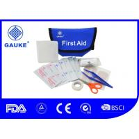 Wholesale Nylon First Aid Bag Medical First Aid Kit For The Home 110 * 175 * 45mm OEM Avaliable from china suppliers