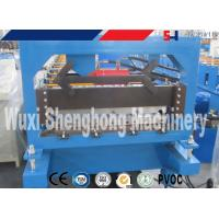 Wholesale Roof Tile Production Line / Roof Tile Roll Forming Machine with auto cutting from china suppliers