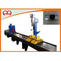 Quality Intersection Line CNC Plasma Cutting Machine 5 Axis 4 Linkage Move Control For Industries for sale