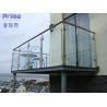 Buy cheap composite decking balustrade / staircase balustrade /glass veranda from wholesalers