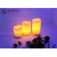 Wholesale Multi Color Electric Led Flameless Candles With Flickering Flame from china suppliers