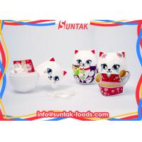 Wholesale Kitty Eggs Girls Novelty Candy Toys Boys Funny Candies / Candy Gifts For Kids from china suppliers
