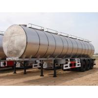 Wholesale Stainless Steel Tanker Semi-trailer from china suppliers