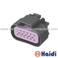 Wholesale Delphi Wiring Harness Plugs For Motorcycle 12 Pin Female Connector 13530777 from china suppliers