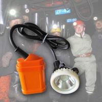 Wholesale KJ3.5LM Explosion proof mining cap headlamp 3.5Ah rechargeable Ni-Mh battery from china suppliers