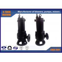 Wholesale Industrial Submersible Sewage Pump with cast iron pump for civil works from china suppliers