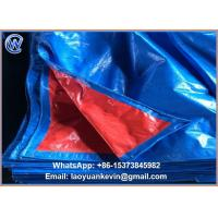 Quality Hot Selling 260gsm car covering cloth pe tarpaulin Waterproof Cover in rain for sale